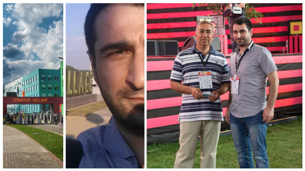 Игорь Ашманов и Эльдар Алиев